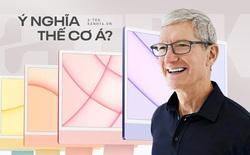 Ẩn ý phía sau 7 màu sắc của iMac mới, hiểu rõ để ngả mũ thán phục Tim Cook và đội ngũ phát triển sản phẩm của Apple