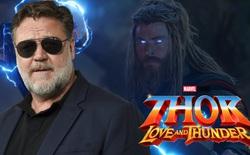 Thor: Love and Thunder sẽ chính thức rước thần Zeus về với MCU, do Russell Crowe thủ vai
