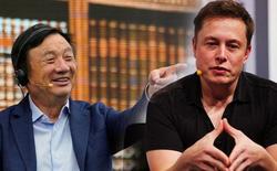 Huawei muốn 'lên trời', phóng 10.000 vệ tinh xây dựng mạng 6G và tuyên chiến với Starlink của Tesla