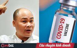"""BS Nguyễn Huy Hoàng phản bác CEO BKAV Nguyễn Tử Quảng: """"Chế tạo vaccine giống phần mềm diệt virus là quan điểm phản khoa học"""""""