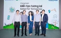 Samsung tái khởi động cuộc thi Solve for Tomorrow dành riêng cho học sinh THPT và THCS, tham gia ngay để nhận giải thưởng lớn và biến ý tưởng thành sự thật