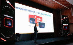 FPT ra mắt Play Box phiên bản mới: Android TV Box đầu tiên trên thế giới nhận lệnh bằng tiếng Việt