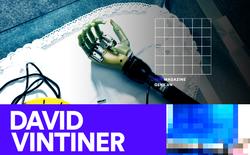 David Vintiner: Thợ săn cyborg và một thế giới khi con người giao thoa với máy móc