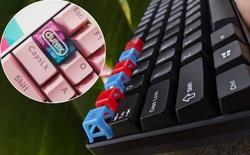 Độ bàn phím cơ với 7 mẫu keycap sáng tạo vô biên, giá chỉ từ 28K: từ ghế nhựa quán trà đá cho tới cờ đỏ sao vàng