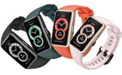 Huawei Band 6 ra mắt: Màn hình siêu to, cảm biến đo nhịp tim và nồng độ oxy, pin 14 ngày, giá 35 USD