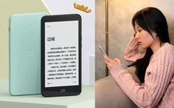 Xiaomi ra mắt máy đọc sách mini: Màn hình 5.2 inch, 24 mức nhiệt độ màu, giá 2.1 triệu đồng