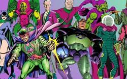 Tại sao nhiều nhân vật phản diện trong truyện tranh lại mặc màu xanh lá cây và màu tím?