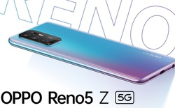 OPPO Reno5 Z ra mắt: Dimensity 800U, 4 camera 48MP, sạc nhanh 30W, giá 9.1 triệu đồng