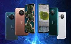 Nokia ra mắt bộ đôi X10 và X20: Hỗ trợ 5G, Snapdragon 480, camera ZEISS, kèm bảo hành 3 năm, giá từ 8.5 triệu đồng