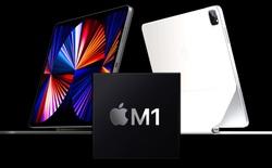 iPad Pro M1 mạnh hơn thế hệ trước tới 50%, đánh bại cả MacBook Pro sử dụng chip Intel