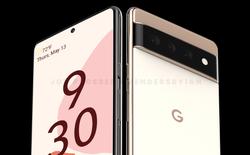 Google Pixel 6 và Pixel 6 Pro lộ diện với thiết kế hoàn toàn mới