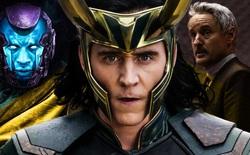 """3 phản diện vì Loki mà """"hiện hình"""" trong MCU Phase 4"""