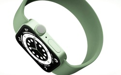 Apple Watch Series 7 có thể sở hữu các cạnh phẳng cùng tùy chọn màu xanh lá cây