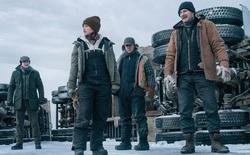 Nín thở trước màn chạy đua với mặt băng tan trong trailer bom tấn hành động The Ice Road của Netflix