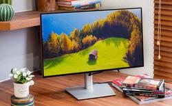 """Trải nghiệm nhanh màn hình Dell UltraSharp U2422HE: Tiếp tục mang đến màn hình viền mỏng """"sướng mắt"""", tuy Full HD nhưng độ phủ màu đạt 100% sRGB và 85% DCI-P3, giá 7,49 triệu đồng"""