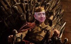 Tỷ phú Jeff Bezos từng ôm tham vọng sản xuất series giống Game of Thrones, vạch hẳn ra công thức làm phim hay nhưng vẫn thất bại