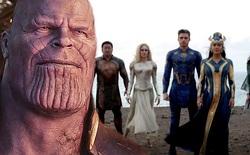 Tồn tại trên Trái Đất từ hàng nghìn năm trước nhưng tại sao các Eternals không giúp Avengers đánh bại Thanos trong Infinity War?