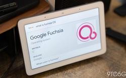 Được đồn đoán sẽ thay thế Android nhưng hệ điều hành bí ẩn của Google lại âm thầm xuất hiện trên một thiết bị khác