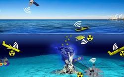 """Các nhà khoa học đang chế tạo một tàu ngầm tự hành """"đánh hơi"""" được bức xạ dưới đáy biển, nhằm phát hiện sớm động đất và sóng thần"""