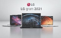Laptop siêu nhẹ LG Gram 2021 ra mắt tại Việt Nam, giá từ 34.9 triệu đồng