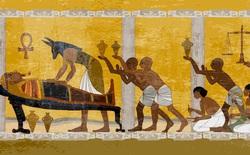 Nghệ thuật thất truyền: Người Ai Cập ướp xác người đã khuất như thế nào