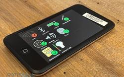 Câu chuyện đằng sau một nguyên mẫu iPod touch thế hệ đầu tiên hiếm hoi vẫn chạy 'OS X'