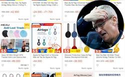 Thần tốc: Chợ mạng Việt Nam đã bán phụ kiện AirTag giá chỉ từ 18K, có cả case trong suốt tuyệt đẹp