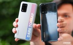 Trên tay bộ đôi Realme Q3 và Q3i: Màn hình 90Hz/120Hz, pin 5000mAh, hỗ trợ 5G, giá rẻ chỉ từ 3.6 triệu đồng