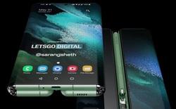 Đây có thể là thiết kế cuối cùng của Samsung Galaxy Z Fold Tab