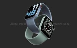 Apple Watch Series 7 có thiết kế mới, viền màn hình mỏng hơn, Ultra Wideband, chip xử lý mới và pin lớn hơn