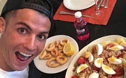 Tôi đã thử ăn 6 bữa một ngày như Ronaldo, không uống Coca-Cola và đây là kết quả