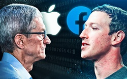Chiếc email viết nhầm 'Facebook' thành 'Fecebook' của Steves Jobs và cuộc chiến thập kỷ giữa Apple và Facebook, căng thẳng tới mức Mark Zuckerberg ám chỉ Tim Cook là 'nực cười'