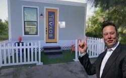 Khó tin nhưng là thật: Elon Musk bán hết biệt thự, đang ở thuê trong căn nhà 37 m2