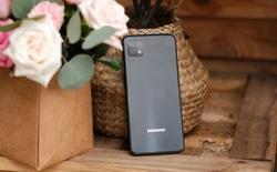 Trên tay Galaxy A22 5G: Có thêm 5G nhưng không xịn bằng bản 4G?