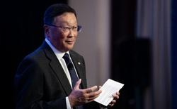 CEO BlackBerry thừa nhận thời gian phục hồi lâu hơn dự tính