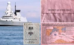 Tài liệu quân sự tuyệt mật của Vương quốc Anh bị bỏ ở bến xe buýt trong tình trạng ướt sũng như giấy lộn