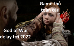 Sony dời lịch phát hành God of War sang năm 2022, vẫn sẽ đưa game lên PS4
