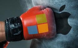Windows 11, khởi đầu cho cuộc chiến trong kỷ nguyên mới giữa Apple - Microsoft