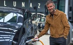 David Beckham đầu tư vào lĩnh vực xe điện