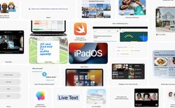 iPadOS 15 chính thức: Thiết kế widget linh hoạt, đa nhiệm tốt hơn