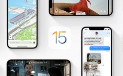 iOS 15 chính thức: Nhiều ứng dụng có giao diện mới, nhận dạng chữ viết từ ảnh, lưu khoá xe và thẻ căn cước vào iPhone