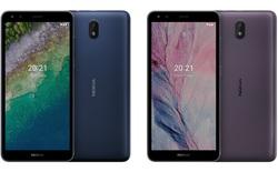 Nokia C01 Plus ra mắt với giá bán siêu rẻ, chạy Android 11 Go