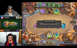Cay cú vì nắm chắc phần thua trận chung kết, game thủ Hearthstone cố tình rút dây mạng