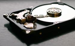 Ổ cứng làm bằng vật liệu graphene cho khả năng lưu trữ dữ liệu nhiều hơn gấp 10 lần