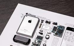 Phiên bản iPhone đầu tiên được đóng khung nghệ thuật, chỉ bán giới hạn 999 chiếc, giá 399 USD