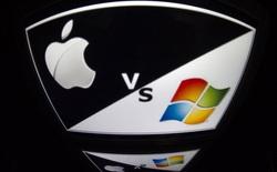 Microsoft dùng Windows 11 để chống lại Apple?