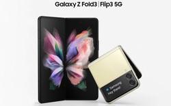 Lộ giá bán rẻ bất ngờ của Samsung Galaxy Z Fold 3 và Galaxy Z Flip 3