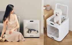 Xiaomi ra mắt máy sấy lông thú cưng: Nhỏ gọn, làm ấm nhanh, có chế độ bảo vệ, giá 2.5 triệu đồng