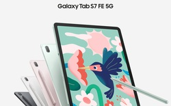 Samsung chính thức ra mắt máy tính bảng Galaxy Tab S7 FE tại Việt Nam: Rút gọn một vài cấu hình, tính năng cốt lõi vẫn giữ nguyên, giá gần 14 triệu đồng