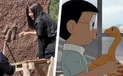 """""""Chú khủng long của Nobita"""" đã trở thành hiện thực, một loài khủng long mới phát hiện ở Trung Quốc được đặt tên theo nhân vật này"""
